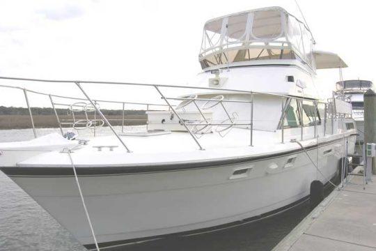 Paradise Yacht Sale