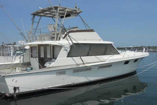 Rushin Yacht & Air Inc.