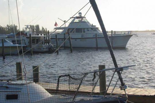 Treasure Coast Marina and Boat Yard